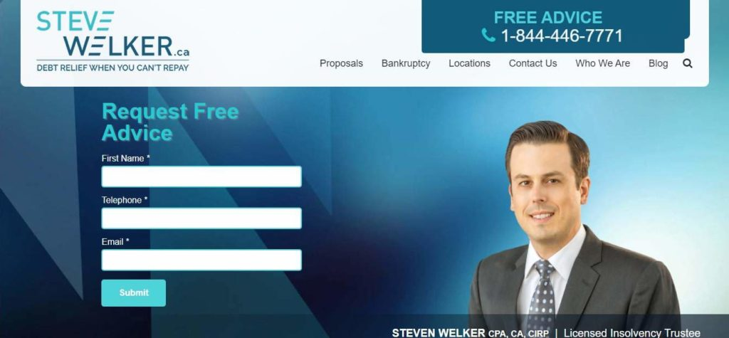 Steve Welker and Company's Homepage