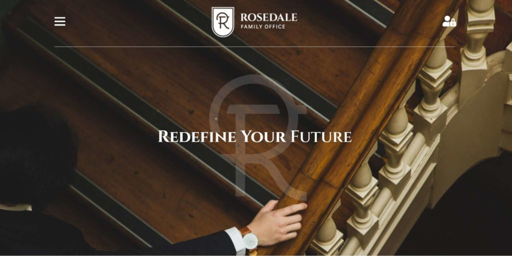 Rosedale Family Office's Homepage
